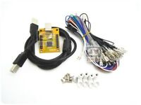 Arcade to USB controller interface 2 player MAME Multicade Keyboard Encoder
