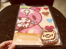 Gloomy Bear Japan Ichiban Kuji Clear File Folder & Jumbo Eraser Set Banpresto