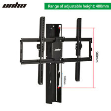 26-65 Inch Pro TV Wall Bracket Stand Height Adjustable Mount Holder fr Samsung