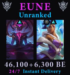 LoL EUNE Account Unranked Dark Star + Winter Wonder Karma Acc League of Legends