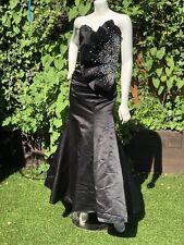 Robe de bal, robe de soirée, mariage ou occasion robe longue par JOVANI Taille 12, ASOS