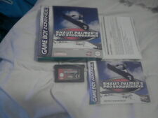 NINTENDO GAME BOY ADVANCE GAME SHAUN PALMER'S PRO SNOWBOARDER