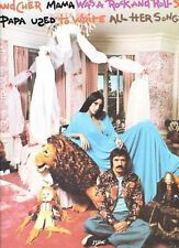 SONNY & CHER mama was a rock and roll singer GERMANY 73