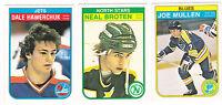 82-83 OPC Neal Broten Rookie O-Pee-Chee RC Minnesota North Stars 1982-83