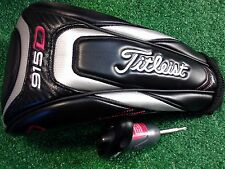 TITLEIST 915 DRIVER HEAD COVER AND TOOL!! EXCELLENT!!!