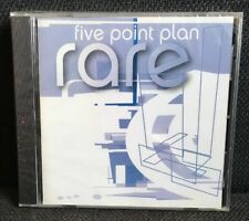 Rare by Five Point Plan (CD, Feb-2002, Kobi Records) Sealed CD