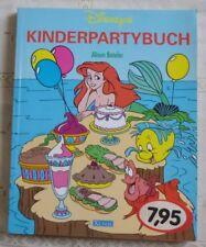 Disneys Party- Back-Geburtstags-Buch für Kinder  von