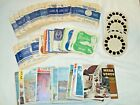 Vintage View Master Huge Lot 80 Reels Viewmaster Slides