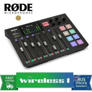 Rode RODECaster Pro Integrated Podcast Production Console (RCP)