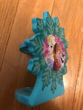 20$ Disney Frozen Elsa and Anna Snowflake Bathroom Toothbrush Holder Decoration