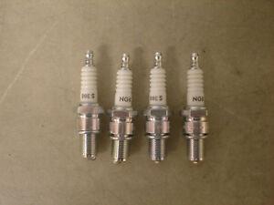 NGK Spark Plugs B8ES 4 Pack #2411