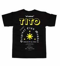 TITO filipino Pinoy Street wear t-Shirt tsinelas Philippines Bay Area