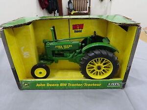 Ertl JOHN DEERE  Model BW UnStyled JD Tractor DIECAST METAL 1/16 scale