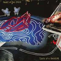 Panic! At The Disco - Death Of A Bachelor Neue CD