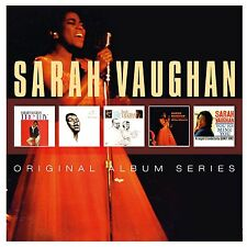 Sarah Vaughan ORIGINAL ALBUM SERIES Box Set DIVINE ONE After Hours NEW 5 CD