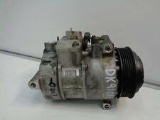 MERCEDES C300 2008-2011 3.0L A/C AC COMPRESSOR PUMP (0022303111) OEM DK910181