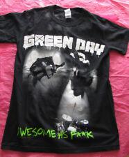 """Green Day T-Shirt """"Awesome as F**k"""" Größe S"""
