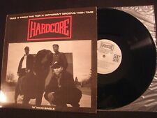 Hardcore - Take It From The Top - 1988 Vinyl 12'' Single/ Exc./ Hip Hop Rap