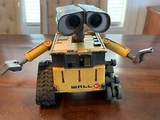 """Disney Pixar Wall-E Command Robot 10"""" Interactive Collectable Thinkway Toy Works"""