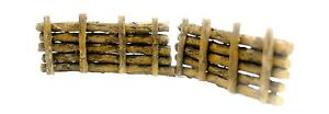 DIORAMA ACCESSORIES 1/35 TIMBERS FENCE SET. TND-009