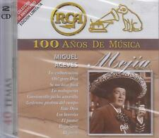 CD - Miguel Aceves NEW Mejia 2 CD's 40 Temas 100 Anos De Musica FAST SHIPPING !