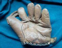 Vintage 1930s Baseball Glove- Excelsior Brand 326 Horsehide