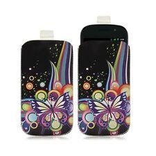 Housse coque étui pochette pour Samsung Google Nexus S i9020 avec motif HF05
