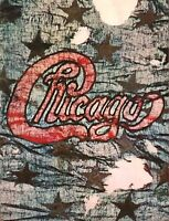 CHICAGO 1971 CHICAGO III TOUR CONCERT PROGRAM BOOK / TERRY KATH / NMT 2 MINT