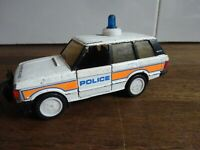 Matchbox Super Kings  Police Range Rover