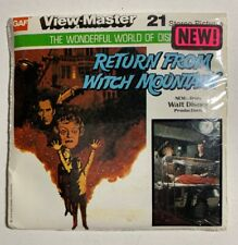 NEW * SEALED View-Master Walt Disney Return From Witch Mountain J 25 3 Reel Set