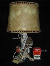 +# A015489_06 Goebel Archiv Muster Lampe Lamp 2 Rotkehlchen Redbreast 58-302