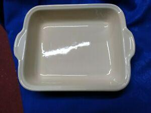 Emile Henry  Lasagne Dish, Pie Dish, Vegetable Serving Dish 25cm x 21cm x 5cm.