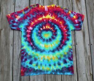 Wig Wag Tie Dye T-Shirt Adult MEDIUM