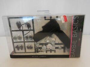 Barbie BASICS Black Label nbr 04/Coll.001 Accessory collections SET, NIB