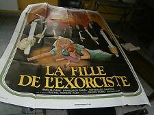 Affiche de film La fille de l'exorciste