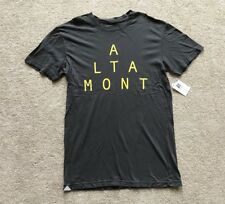 "Altamont ""coordinada"" T-Shirt. Talla S (34""). Gris. 100% algodón. RRP £ 25"