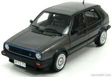 1:18 Scale Volkswagen VW Golf II G60 G-Limited Mk2 Grey OttOmobile Model OT124
