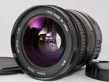 Excellent Sigma 28-70mm F/2.8  AF Zoom Lens for Canon EOS Old ROM from Japan
