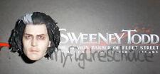 HOT TOYS - 1:6 Sweeney Todd Headsculpt w/Neck Ball-Joint (MMS149)