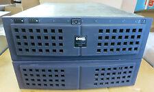 Dell PowerVault 650 F - 6.5U, gabinete de arreglo de discos Fibre Channel 8x 36 GB HDD
