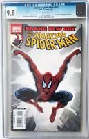 Amazing Spider-Man #552 - 1st FULL App. of Freak!! CGC 9.8 NM/MT White Pages!