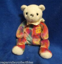 Ty Beanie Baby April Birthday Bear 2001