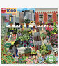 Eeboo Urban Gardening 1000 pcs Pieces Jigsaw Puzzle  Brand New And Sealed Plants