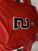 Men's Nike Size L MATT RYAN Atlanta Falcons NFL Jersey Stitched Sewn On Field
