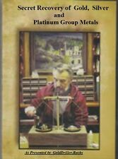 Secret Recovery of Gold, Silver and Platinum Group Metals