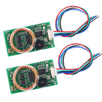 2Pcs/lot Dual Frequency Wiegand Reader RFID Wireless Module 13.56MHz 125KHz