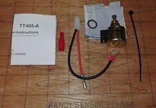 KOHLER FUEL SOLENOID for Carburetor 12-757-33-S select cv ch models