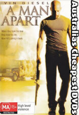 A Man Apart DVD NEW, FREE POSTAGE WITHIN AUSTRALIA REGION 4