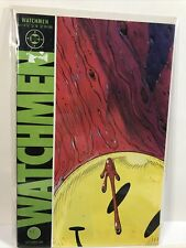 Watchmen 1 2 3 4 5 6 7 8 9 10 11 12 (1986, Dc) Moore, Gibbons High-Grade