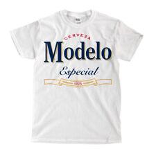 Modelo - White Shirt - Ships Fast! High Quality!